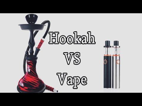 Vape vs Hookah 🔥| Which Is Better Vape or Hookah - YouTube