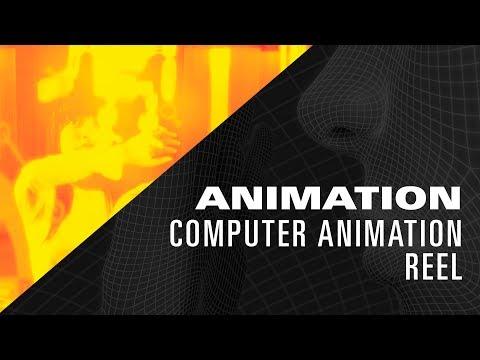 The Los Angeles Film School: Computer Animation Reel