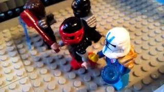 Лего ниндзя го наследники 2 эпизод