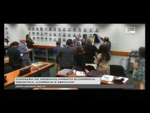 DESENVOLV. ECONÔMICO, INDÚSTRIA, COMÉRCIO E SERV. - Reunião de Instalação e ... - 11/04/2018 - 15:00