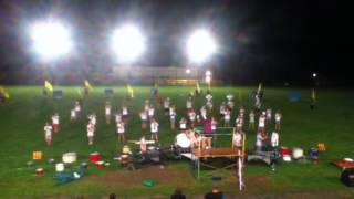 Shikellamy Marching Show 2012