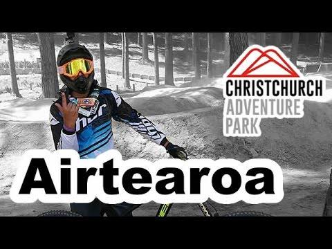 Airteroa - Christchurch Adventure Park - NZ by Hugo