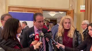 Νικόλαος Νίτσας Πρόεδρος Ιατρικού Συλλόγου Θεσσαλονίκης