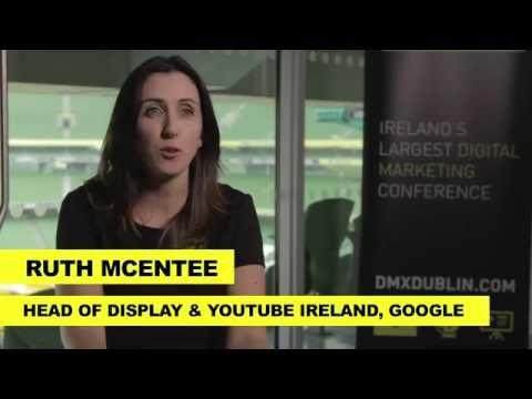 Ruth McEntee, YouTube Interview - DMX DUBLIN 2014