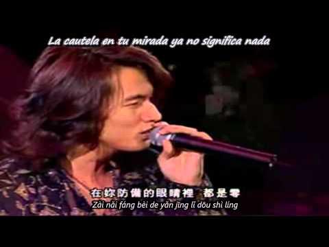 Jerry Yan 言承旭  - Wo Shi Zhen De Zhen De Hen Ai Ni 我是真的真的很爱你 (sub español/pinyin)