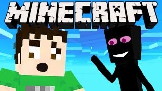 Minecraft - ENDERMAN ROOMMATE RETURNS
