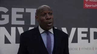 Biggest fight of my life – Frank Bruno talks to University of Reading students about Mental Health