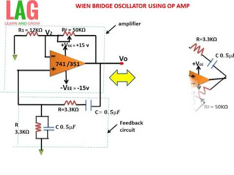 WIEN BRIDGE OSCILLATOR USING OP AMP(हिन्दी )!LEARN AND on spectrum analyzer schematic, signal generator schematic, electronic mixer schematic, tone control circuit schematic, ammeter schematic, voltmeter schematic, voltage divider schematic, led circuit schematic, breadboard schematic, frequency counter schematic, transistor tester schematic, function generator schematic, current source schematic, gyrator schematic, marx generator schematic, lead-lag schematic, multimeter schematic, esr meter schematic,