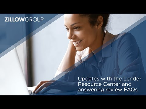 Updates with the Lender Resource Center and Answering Review FAQs