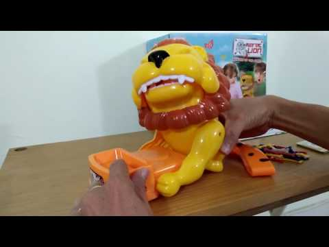 Family Fun Game for Kids Fierec Lion Beware Of The Simba