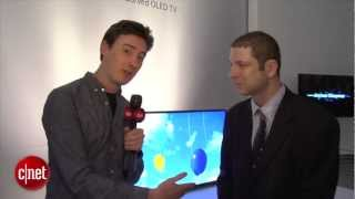 Samsung's curved OLED TV_ the shape of things to come?