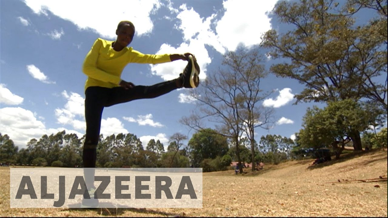 Kenyan athletes prepare for World Cross Country championship