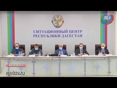 МЧС готово направить дополнительные силы в Дагестан