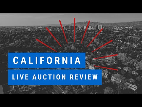 California Tax Deed Foreclosure Research & Auction Tutorial (2017)
