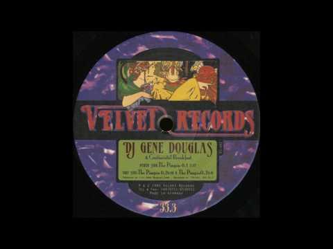DJ Gene Douglas & Continental Breakfast - The Pimpin 0.2