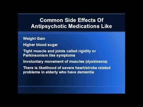 Antipsychotic Side Effects
