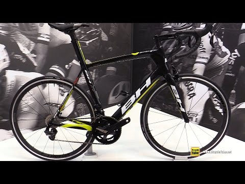 2017 BH G6 Pro Direct Energie Team Bike with FSA K-Force WE Groupset - Walkaround - 2016 Eurobike