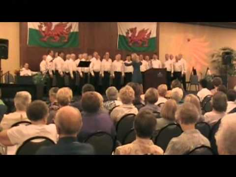 Welsh Choir sings Alleluia at Cleveland conference