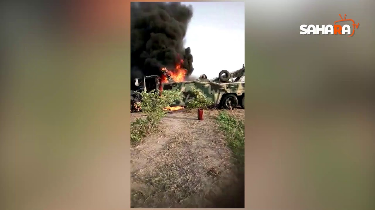 Download Soldiers Fighting Boko Haram Terrorists Curse Out Chief of Army Staff