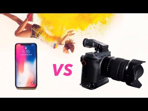 iPhone 11 Pro VS 100 megapixel camera