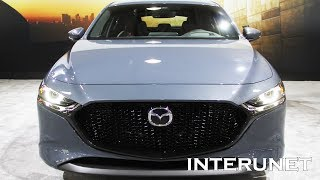 2019 Mazda3 AWD Skyactiv G Hatchback Exterior and Interior Design
