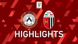 Udinese 3 1 Ascoli Pereyra Bags Brace As Udinese Go Through Coppa Italia 2021 22