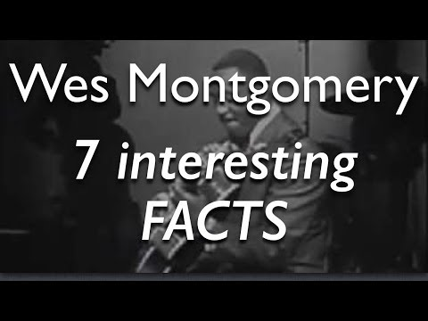 7 Interesting Facts About Wes Montgomery  Jazz Guitarist