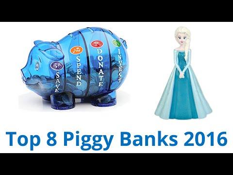 8 Best Piggy Banks 2016