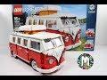 UNBOXING Furgoneta Volkswagen T1 10220 LEGO CREATOR EXPERT  en Español