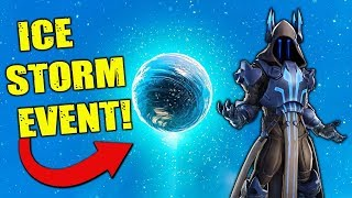 🔴 Fortnite Ice Storm Event Live!! // All New Map Change // 970+ Wins // Stream Sniper Lobbies!!