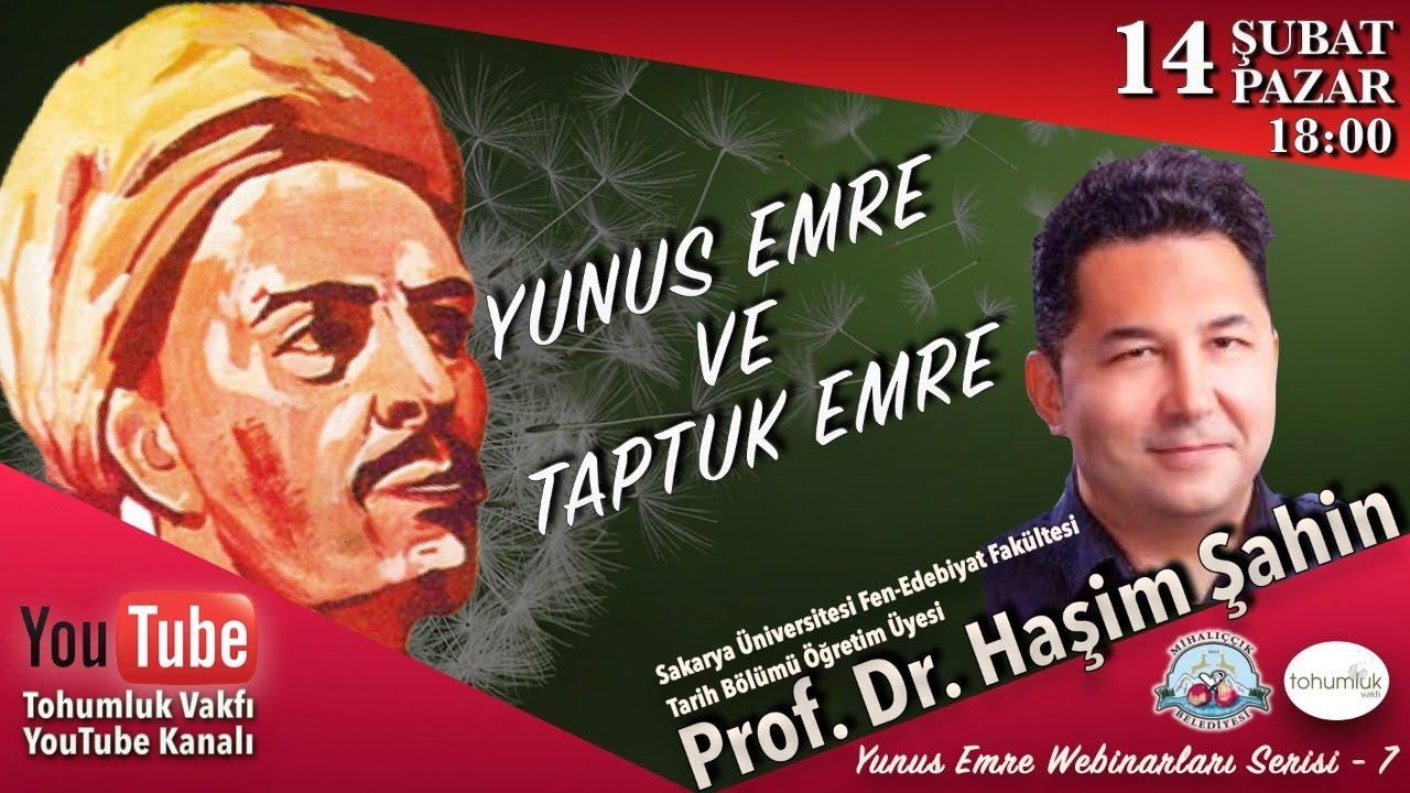 Prof. Dr. Haşim Şahin | Yunus Emre Buluşmaları - 7