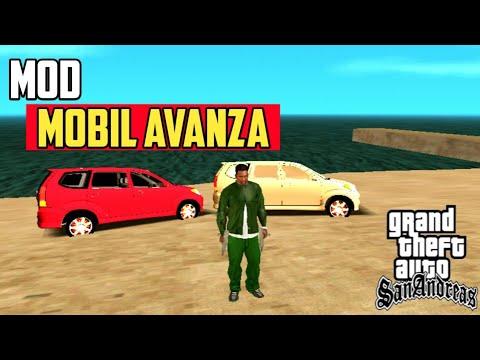Mod Mobil Avanza Gta San Andreas