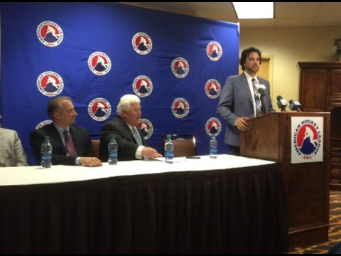 Springfield AHL team invites fans to public unveiling of new name, logo at MassMutual Center