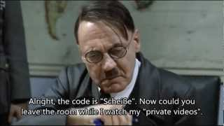 Hitler's Officers Delete His Porn