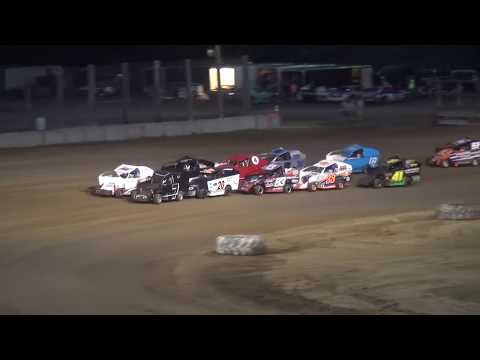 Xcel 600 Modified Iowa Donor Night feature Independence Motor Speedway 8/10/19