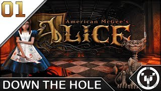 DOWN THE HOLE | American McGee's Alice | 01