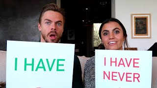 NEVER HAVE I EVER! (Things you didn't know about us) - Derek Hough and Hayley Erbert's Dayley Life
