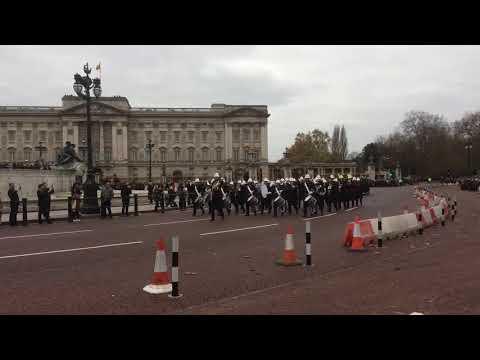 Change of Guards Parade, Buckingham Palace