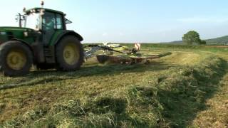 Cotswold Seeds First Hand: Red Clover Leys