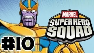 Marvel Super Hero Squad - The Infinity Gauntlet - Part 10 - Gameplay Walkthrough (HD)
