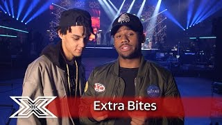 Extra Bites with Just Eat | A Cracking Final! | The X Factor UK 2016