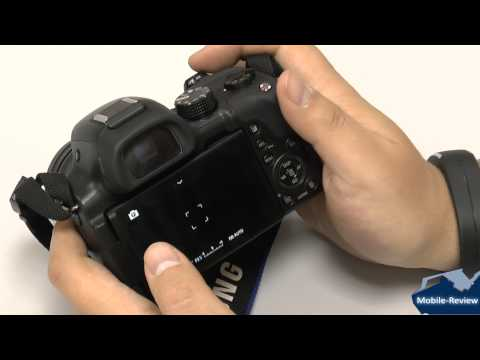 Обзор фотоаппарата Samsung NX30