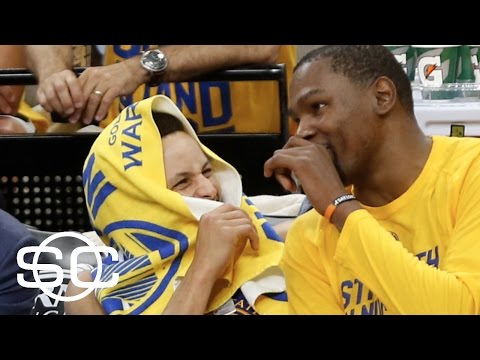 Kevin Durant Not Regretting Decision To Join Warriors | SportsCenter | ESPN
