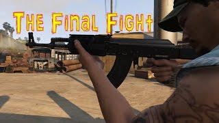 Funny GTA 5 PC movie The Final Fight (machinima)