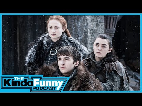 What Should We Watch After Game Of Thrones? - Kinda Funny Podcast (Ep. 20)