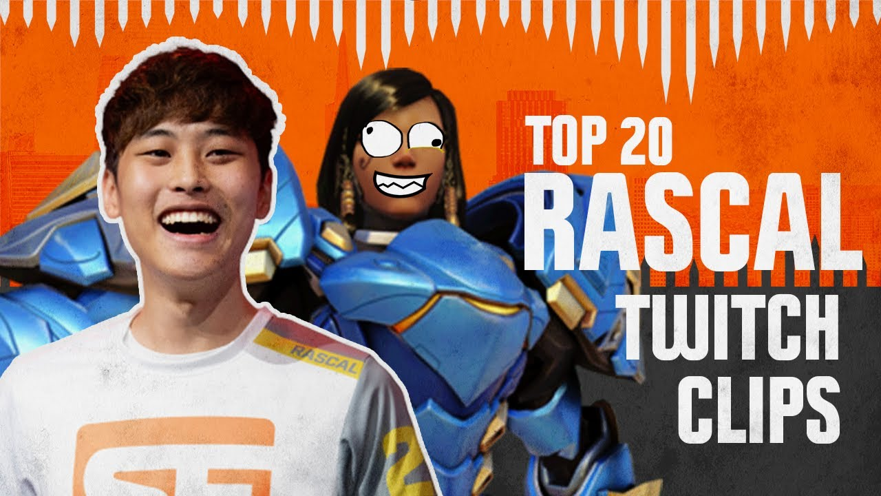 Download RASCAL'S TOP 20 MOST VIEWED TWITCH CLIPS | OVERWATCH