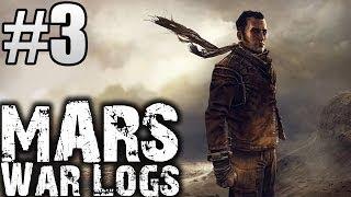 NOT MOLES | Mars: War Logs Playthrough w/ Ardy | Part 3