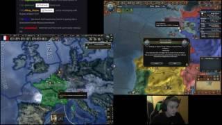 HoI4 & Eu4 Dual play - France & France - Part 1 of 3