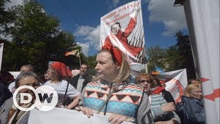 Москвичи потребовали отставки Собянина и Путина из за сноса пятиэтажек