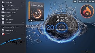 Ashampoo Burning Studio 20 | 2019 | Wedding DVD Burning | Software Dunia